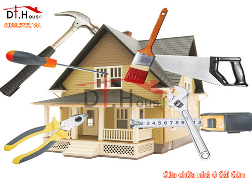 Sửa chữa nhà trọn gói