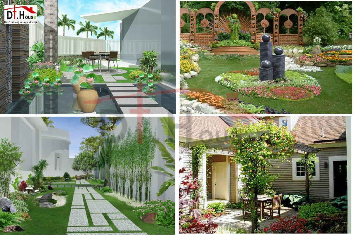 Dịch Vụ Sửa Chữa Sân Vườn