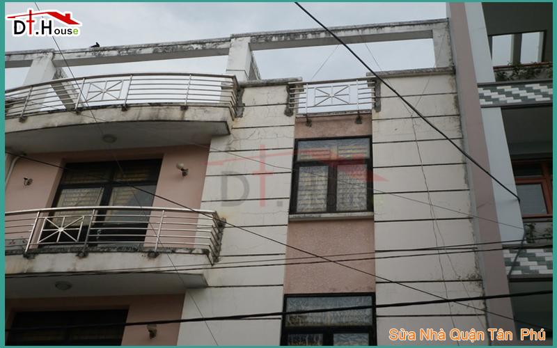 Thi Công Sửa Chữa Nhà Quận Tân Phú