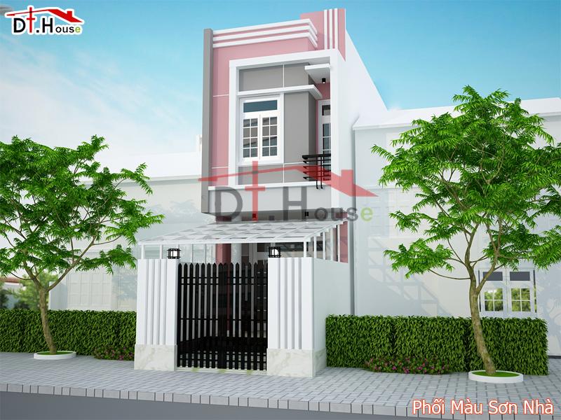 Thiết Kế Sửa Chữa Nhà 2 Tầng Tại Sài Gòn