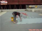 Cải thiện tình trạng thấm nước tường nhà ở