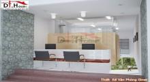 Thiết Kế Văn Phòng Ginet Quận 1