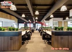 Cải tạo văn phòng tăng cảm hứng làm việc