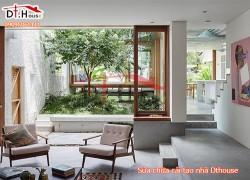 Thiết kế ngôi nhà hòa hợp thiên nhiên