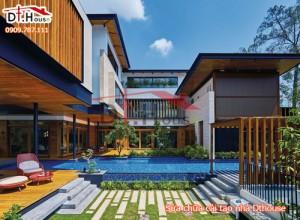 Tối ưu hóa không gian sống cho ngôi nhà