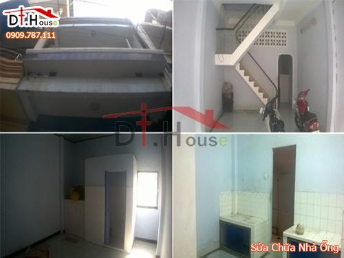 Sửa Chữa Nhà Ống 40m² Đẹp Hoàn Hảo Với 300 Triệu