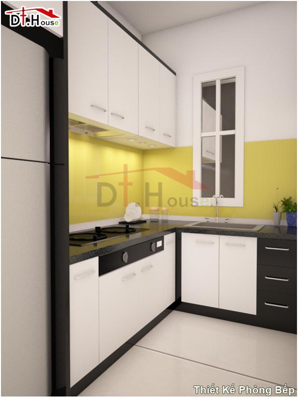 Thiết kế sửa chữa căn hộ tập thể
