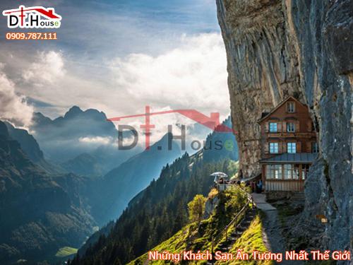 Những Khách Sạn Ấn Tượng Nhất Thế Giới
