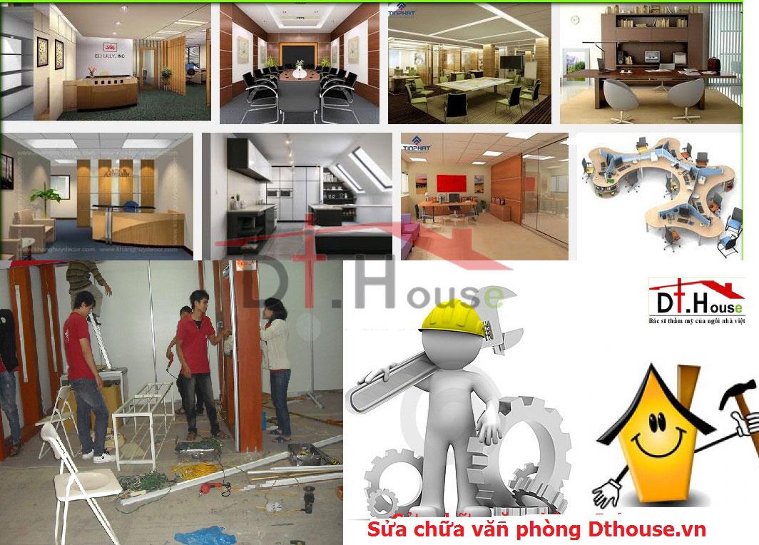 Sua Chua Van Phong Tp HCM DTHOUSE Chuyen Nghiep